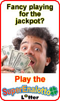 Fancy playing for the Superenalotto jackpot?